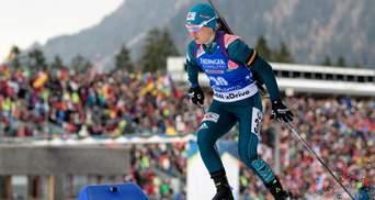 Валентина Семеренко финишировала 9-й в Контиолахти, Эберг выиграла спринт