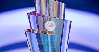 Состоялась жеребьевка финальной стадии Лиги наций: кто сыграет и когда состоятся матчи