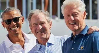 Некоторые экс-президенты США готовы публично вакцинироваться от COVID-19: кто именно