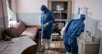 Заболеваемость высока: в Украине за сутки заболели COVID-19 больше 15 тысяч человек