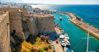 Кіпр впускатиме вакцинованих туристів без тесту на коронавірус
