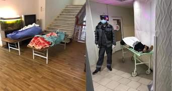 Пациенты и медики в панике, – врач о критической ситуации в одесской больнице №5