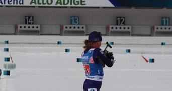 Украина финишировала пятой в первой биатлонной эстафете сезона, победила Швеция