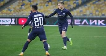 Два незасчитанных гола Ворсклы помогли Минаю сыграть в ничью в Полтаве: видео