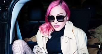 Мадонна зробила перше татуювання: промовисте фото
