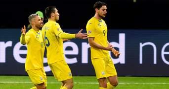 При каких условиях сборная Украины может сыграть матч Лиги наций против Швейцарии