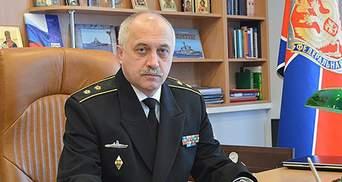 Агрессия России в Керченском проливе: суд разрешил задержать российского вице-адмирала