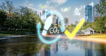 Сіменс скоротив обсяг викидів вуглецю на 54%