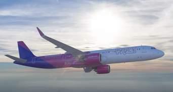 Wizz Air хочет возобновить ряд рейсов из Украины: перечень