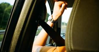 Сколько водителей в Украине пользуются ремнями безопасности: данные исследования