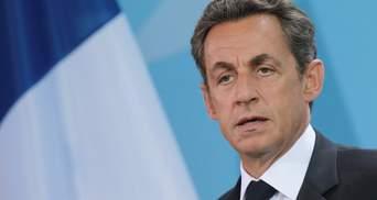 Екслідера Франції звинуватили у корупції: прокуратура вимагає для нього до 4 років в'язниці