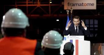Франция хочет построить новейший атомный авианосец за 7 миллиардов евро