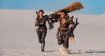 """Фільм """"Мисливець за монстрами"""" зняли з прокату в Китаї: причина і реакція Міли Йовович"""