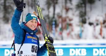 Віта Семеренко та Дмитро Підручний представлять Україну на Різдвяній гонці