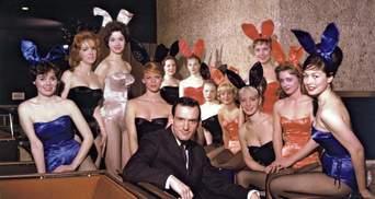 Гроші на Playboy дала мама: 10 маловідомих фактів про популярний чоловічий журнал