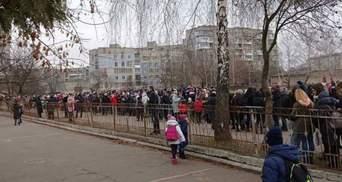 Червоноградский школьник распылил слезоточивый газ во время урока: фото