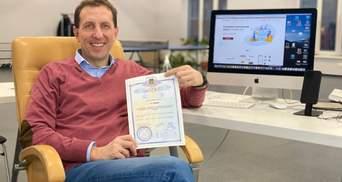 Стартап з Вінниці: патент на проривну технологію купівлі вікон онлайн
