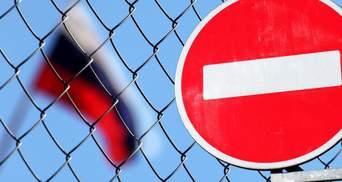Росія пообіцяла відплатити за нові санкції Великої Британії