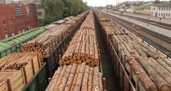Спор Украины с ЕС относительно леса-кругляка: арбитраж вынес решение