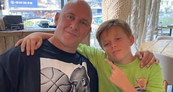 Видит, что папа любит: Потап рассказал, какие отношения у его сына с Настей Каменских