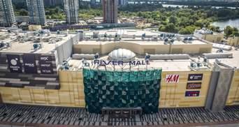 У Києві River Mall евакуювали через фейкове повідомлення про замінування: відео