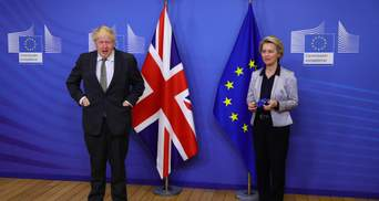 Фінал знову переноситься: Лондон та Брюссель продовжать торгові переговори