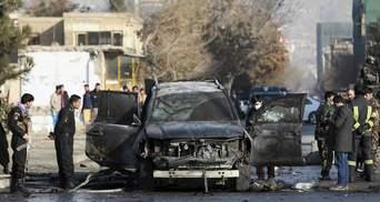 У столиці Афганістану вибухнула бомба: є загиблі, також застрелили прокурора