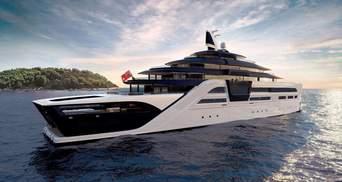 """""""Крепость на плаву"""": какой будет роскошная яхта за четверть миллиарда долларов – фото проекта"""