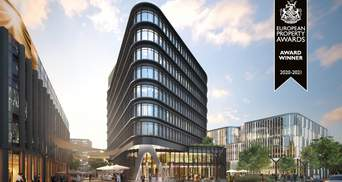 LvivTech.City стал победителем European Property Awards 2020 – 2021