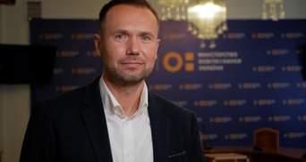 Громадські організації та профспілки просять Президента призначити Шкарлета міністром освіти