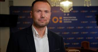 Общественные организации и профсоюзы просят Президента назначить Шкарлета министром образования