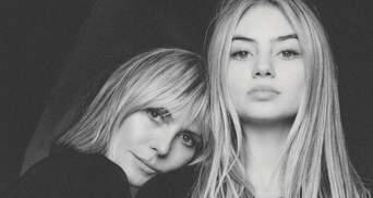 Хайди Клум поразила сходством с мамой и дочкой: чувственное фото