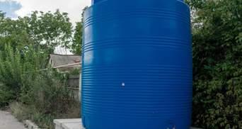 Рекордная засуха: в школах и детсадах оккупированной Ялты установили бочки для воды
