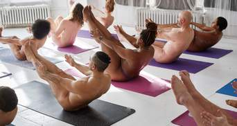 В сети набирает огромной популярности голая йога: как роликам удается обойти запрет ютьюба 18+