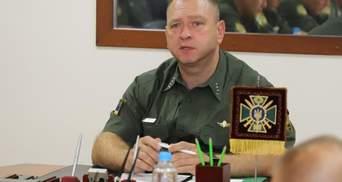 Около 1,5 тысячи границы Украины с Россией не защищены инженерными сооружениями, – Дейнеко