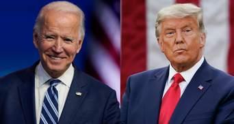 Байден чи Трамп: який президент США кращий для України – опитування