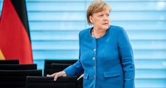 """Меркель заявила, что строительство """"Северного потока-2"""" необходимо завершить"""