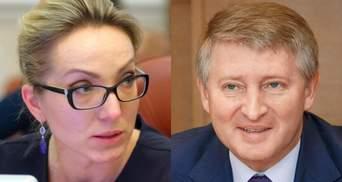 Буславец приняла ряд решений в пользу Ахметова, - юрист