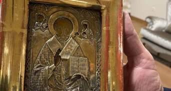 Лаврову в Сараєві подарували українську ікону: посольство направило письмове звернення