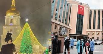 Главные новости 19 декабря: главная елка страны, взрыв в Турции