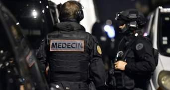 Мужчину, захватившего заложников во Франции, нашли мертвым