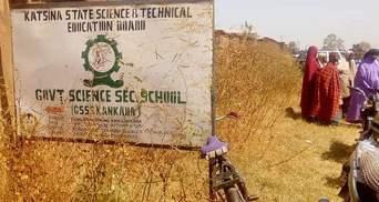 Атака исламистов на школу в Нигерии: всех заложников освободили