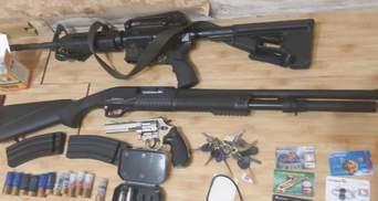 На Київщині арештували банду, яка жорстоко катувала заручників: випалювали очі горілкою