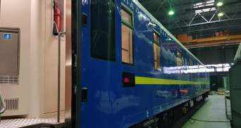 Укрзалізниця отримала сучасні вагони: як виглядають – фото