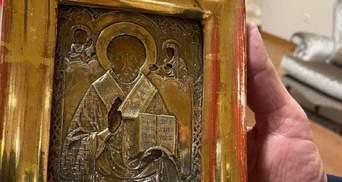 Росія поверне подаровану Лаврову ікону: її походження з'ясовуватиме Інтерпол