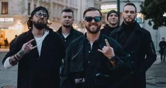 Группа БЕZ ОБМЕЖЕНЬ презентовала клип, который снимали во Львове: эмоциональное видео