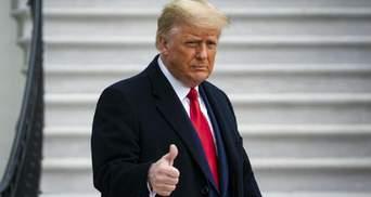 Трамп допускает введение военного положения, чтобы изменить результаты голосования, – СМИ