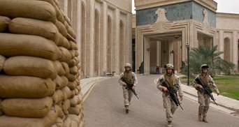 """""""Катюшами"""" по американському посольству: дипвідомство США обстріляли в Іраку, – ЗМІ"""