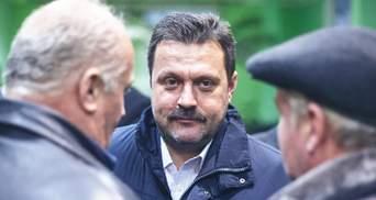 Держзрада і втручання у діяльність посадовця: Офіс генпрокурора відкрив справу проти Деркача