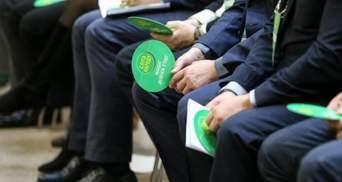 """Бужанский и """"слуги народа"""" хотят отменить штрафы за русский язык в сфере обслуживания"""